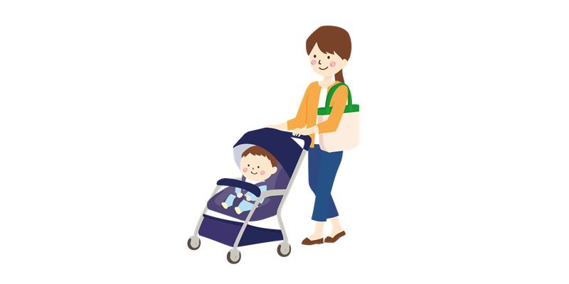 療育を要する乳幼児家庭への交通費の助成事業