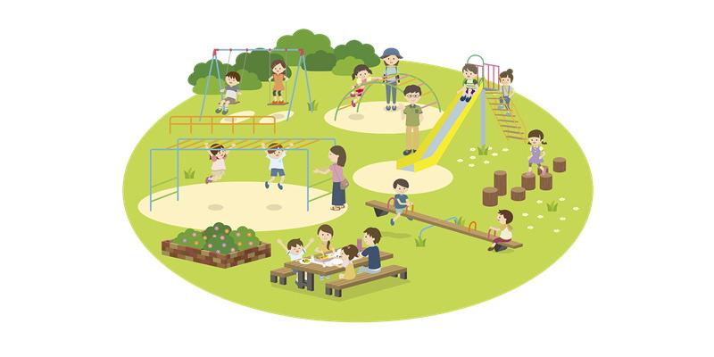 児童遊具設置助成事業